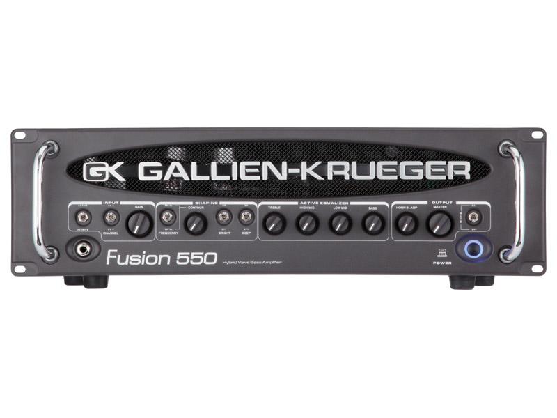 GALLIEN-KRUEGER Fusion 550 ベースアンプヘッド 550 GALLIEN-KRUEGER【ギャリエンクルーガー Fusion】, ケージーロゼ:32953097 --- officewill.xsrv.jp