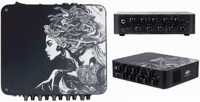 Darkglass Electronics Microtubes900 Medusa Medusa Darkglass ベースアンプ【ダークグラスエレクトロニクス Electronics】, ビール漬けの素さとやま:c822b9c1 --- sunward.msk.ru