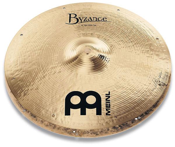 MEINL B13FH ハイハットシンバル Byzance Brilliant シリーズ Thomas Lang's signature cymbal 13インチ 【マイネル】