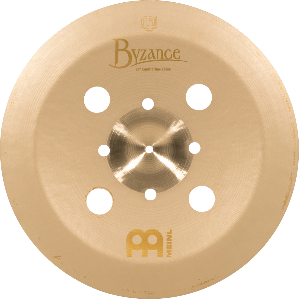 MEINL B20EQCH チャイナシンバル Byzance Vintage SERIES 20インチ Matt Garstka's signature 【マイネル】