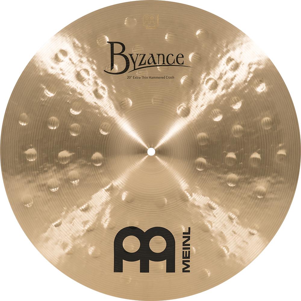 MEINL B20ETHC クラッシュシンバル Byzance Traditional SERIES 20インチ 【マイネル】