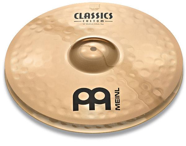 MEINL CC15MH-B ハイハットシンバル Classics Custom Brilliant Classics SERIES 15インチ CC15MH-B MEDIUM 15インチ【マイネル】, BEEGEE:21afbb6e --- odigitria-palekh.ru