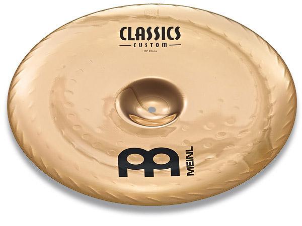 MEINL CC18CH-B チャイナシンバル Classics Custom Brilliant SERIES 18インチ 【マイネル】