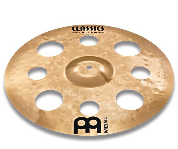 MEINL CC18TRC-B クラッシュシンバル Classics Custom Brilliant SERIES 18インチ 【マイネル】