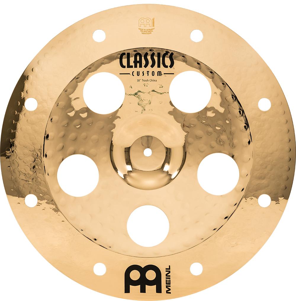 MEINL CC18TRCH-B チャイナシンバル Classics Custom Brilliant SERIES 18インチ 【マイネル】