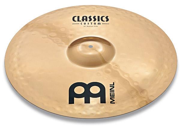 MEINL CC22PR-B ライドシンバル Classics Custom Brilliant SERIES POWERFUL 22インチ 【マイネル】