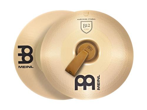 MEINL MA-B12-18M シンバル ペア Professional Marching Cymbals B12 18インチ 【マイネル】