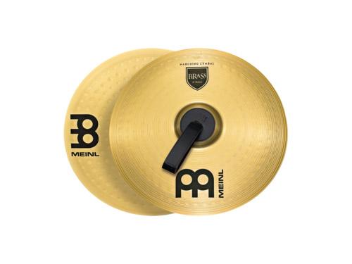 MEINL MA-BR-14M シンバル ペア Student Range Marching Cymbals Brass 14インチ 【マイネル】