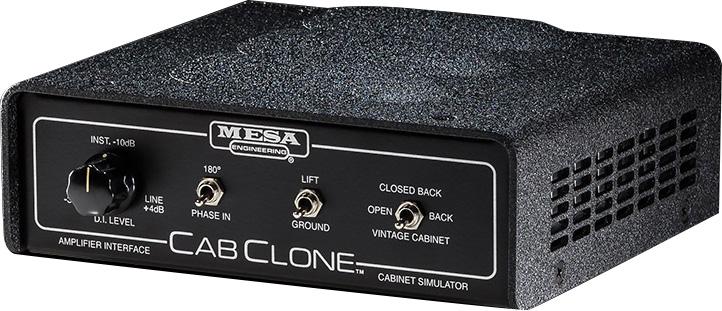 MESABOOGIE CAB CLONE 4OHM コンパクトエフェクター キャビネットシミュレーター 【メサブギー】
