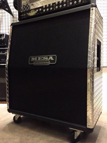 MESABOOGIE RectoSlant4x12Armor  エレキギターアンプキャビネット 【メサブギー】