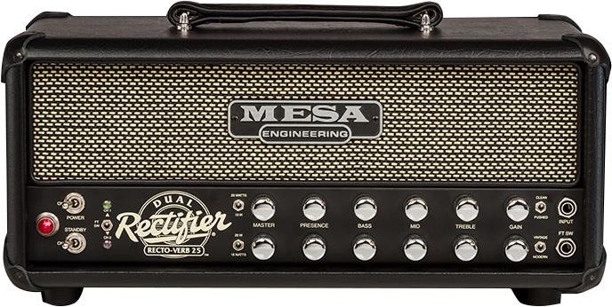 MESABOOGIE RECTO-VERB 25 HEAD ギターアンプヘッド 【メサブギー】