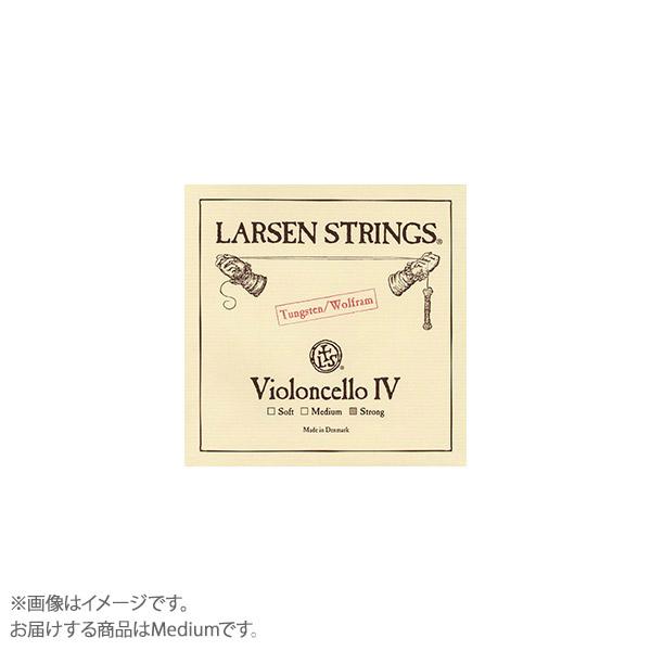 Larsen sc333142 チェロ弦 ORIGINAL オリジナル C弦 Medium 【バラ弦1本】 【ラーセン】