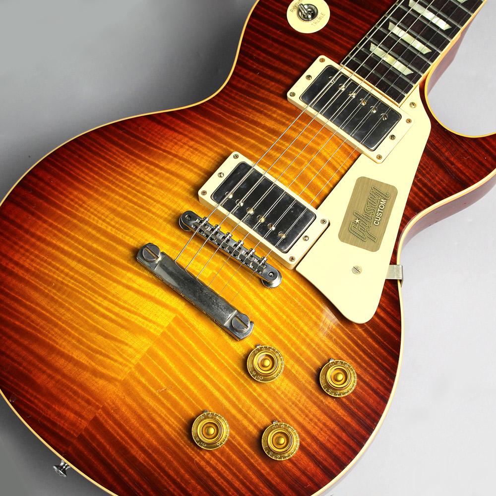 Gibson Custom Shop Historic Select 1959 Les Paul Reissue Tom Murphy Burst & Aged / Believer Burst S/N:9 6372 【ギブソン カスタムショップ】【新宿PePe店】