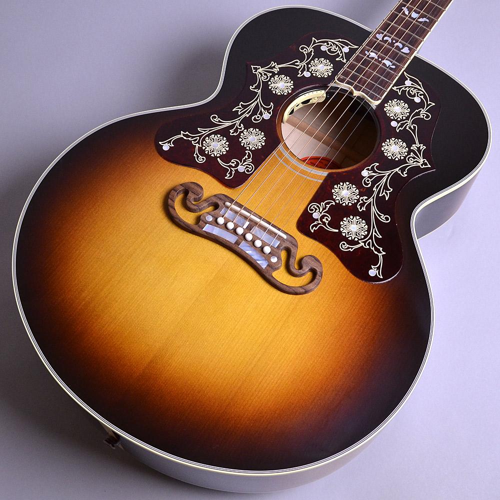 Gibson Custom Shop The Bob Dylan SJ-200 Player's Edition Vintage Sunburst S/N:11227038 アコースティックギター(エレアコ) 【ギブソン カスタムショップ】【2017年製/未展示品】