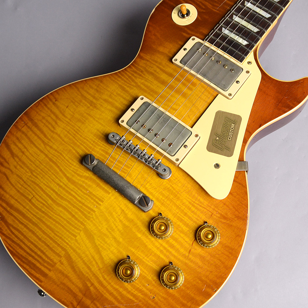 Gibson Custom Shop Tak Matsumoto 1959 Les Paul Aged / Tak Burst S/N:050 レスポールスタンダード 松本孝弘モデル 【ギブソン カスタムショップ】【新品特価】【未展示品】