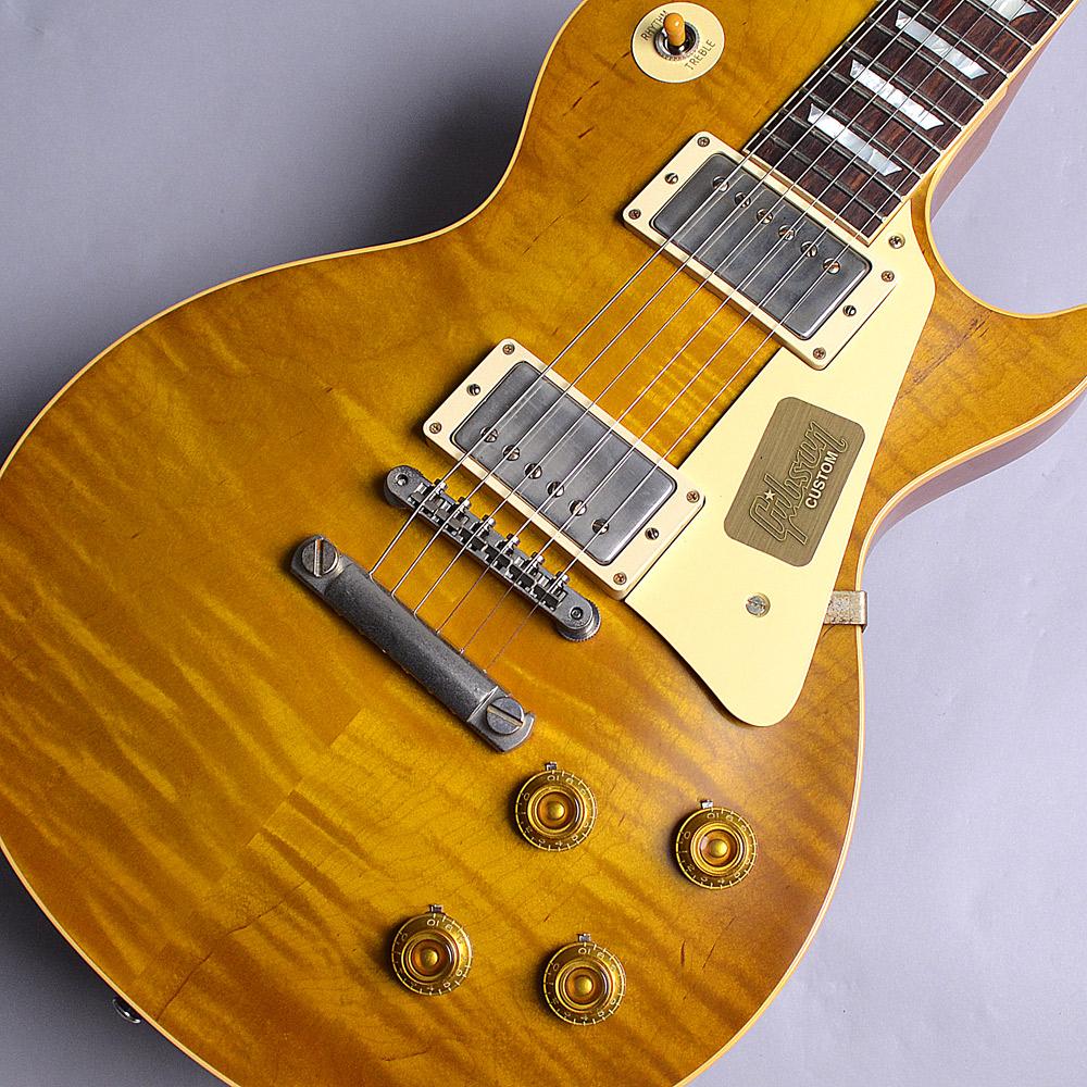 Gibson Custom Shop 2017 Limited Run 1958 Les Paul Model Hard Rock Maple VOS Dirty Lemon S/N:87865 レスポールスタンダード 【ギブソン カスタムショップ】