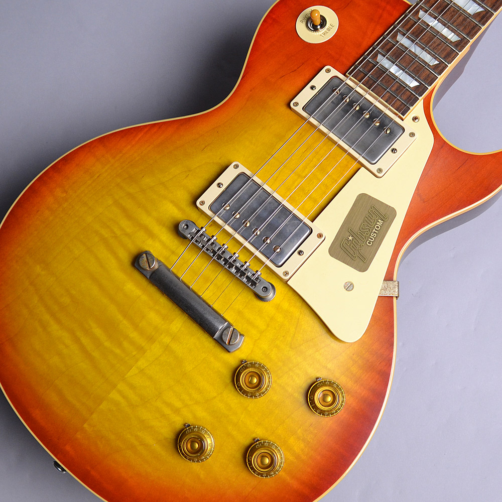 Gibson Custom Shop 2017 Limited Run 1958 Les Paul Model Hard Rock Maple VOS Washed Cherry S/N:87860 レスポールスタンダード 【ギブソン カスタムショップ】