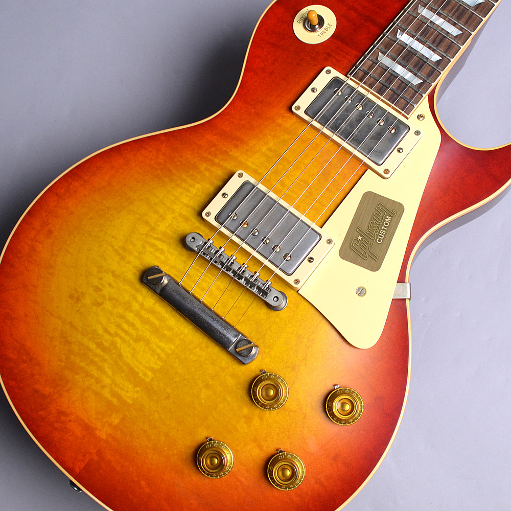Gibson Custom Shop 2017 Limited Run 1958 Les Paul Model Hard Rock Maple VOS Washed Cherry S/N:87867 レスポールスタンダード 【ギブソン カスタムショップ】