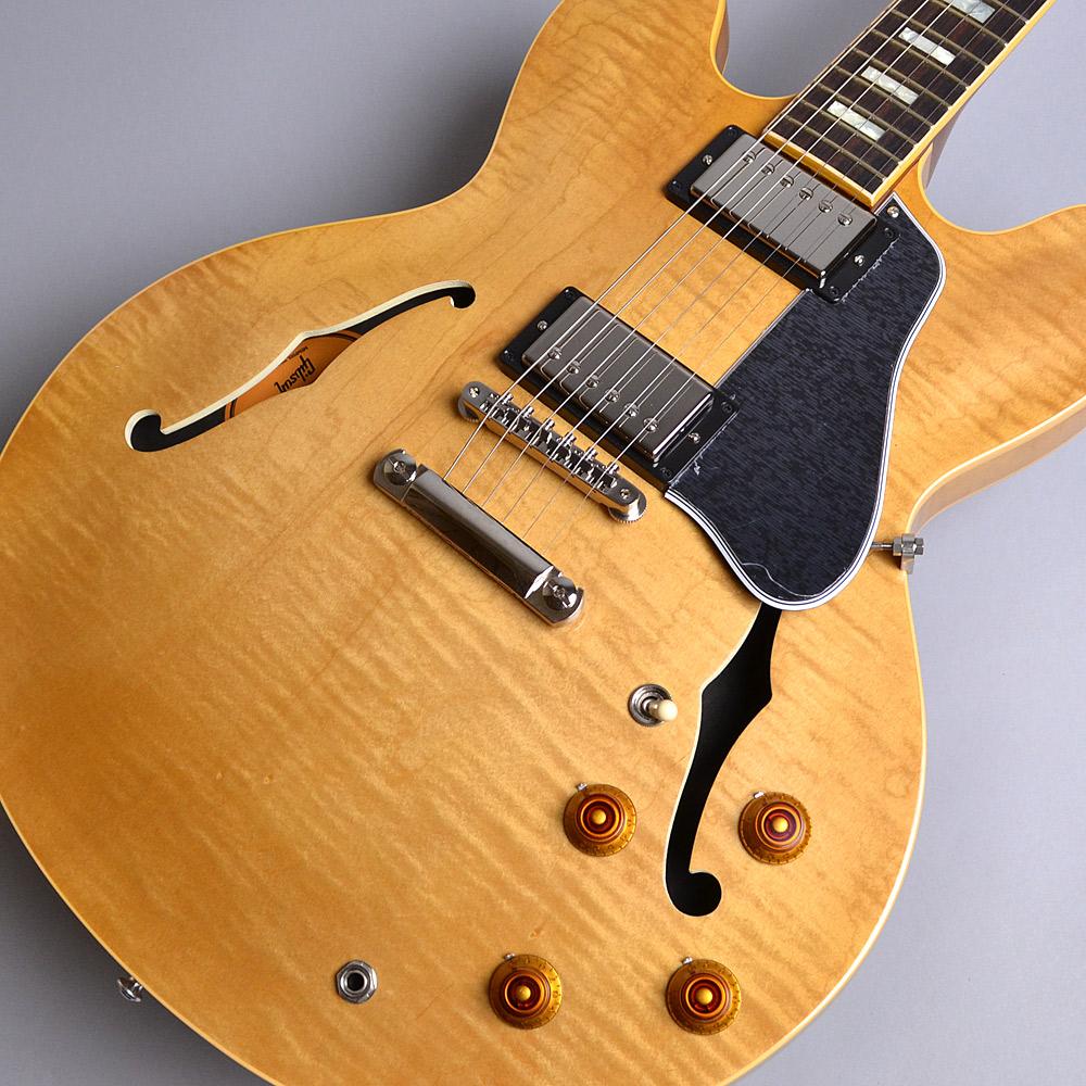 Gibson Memphis ES-335 Figured 2017 Antique Natural S/N:10807710 セミアコギター ES335 【ギブソン メンフィス】