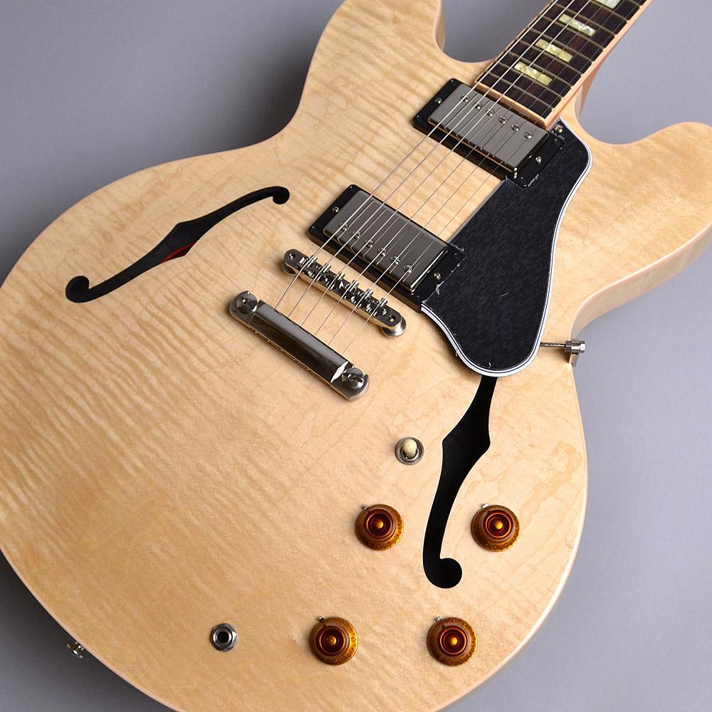 Gibson Memphis ES-335 Figured 2016 Antique Natural S/N:10706769 セミアコギター ES335 【ギブソン メンフィス】