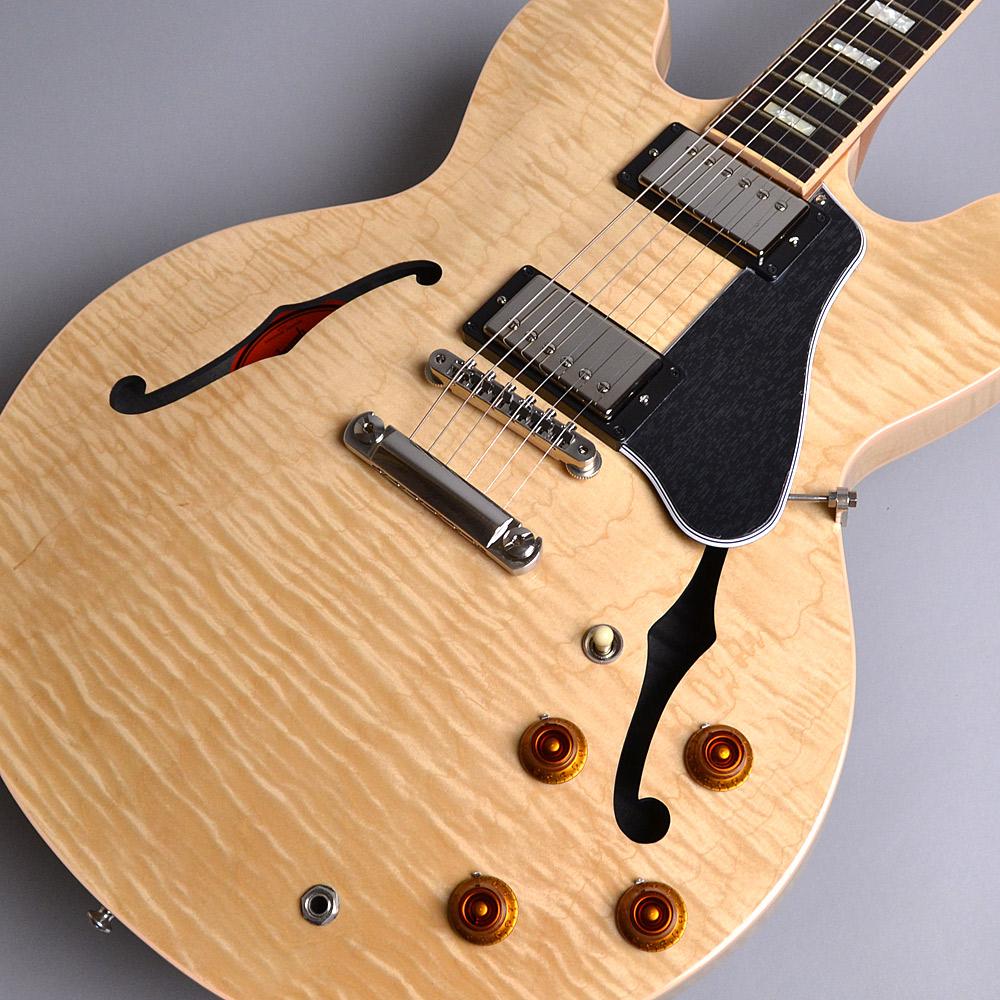 Gibson Memphis ES-335 Figured 2016 Antique Natural S/N:12116705 セミアコギター ES335 【ギブソン メンフィス】