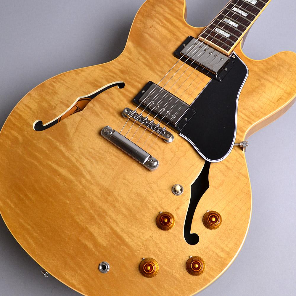 Gibson Memphis ES-335 Figured 2017 Antique Natural S/N:10807713 セミアコギター ES335 【ギブソン メンフィス】