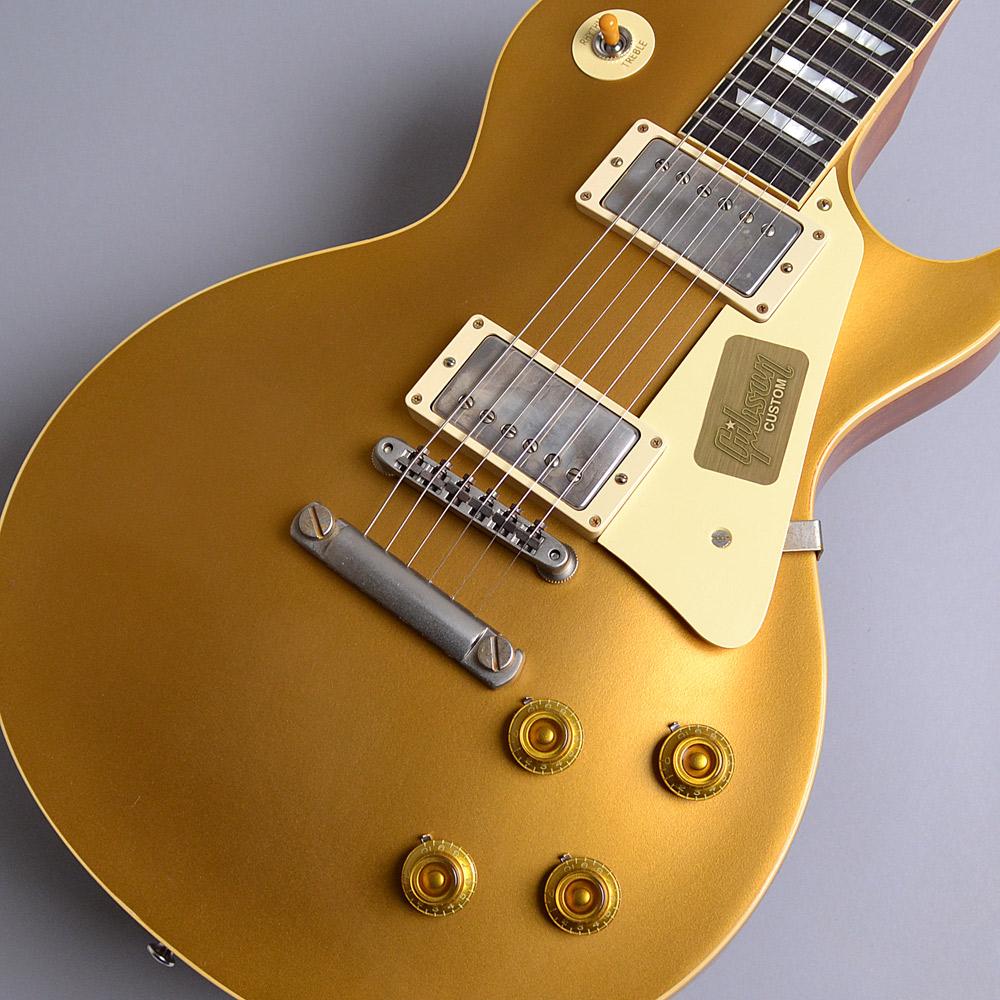 Gibson Custom Shop 2017 Limited Run 1957 Les Paul Model Antique Gold レスポール ゴールドトップ 【ギブソン カスタムショップ】