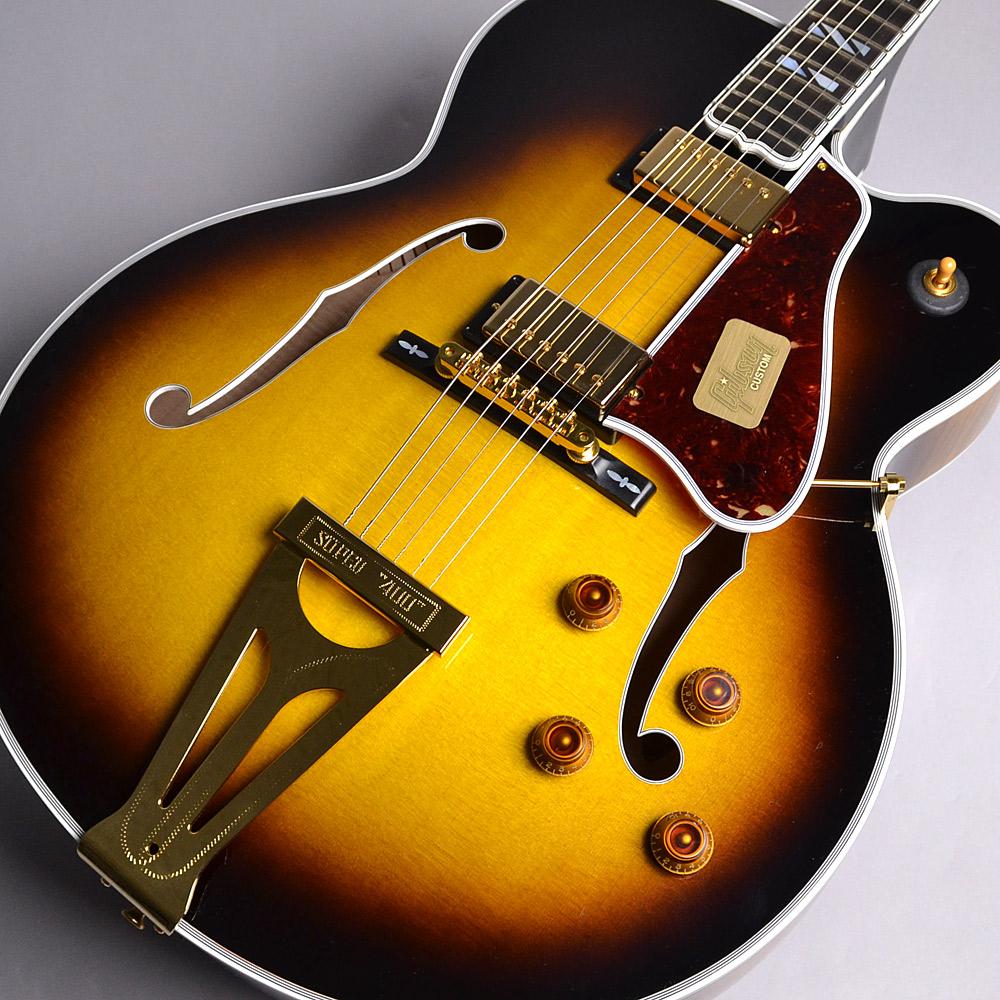 Gibson Custom Shop Super 400 CES Vintage Sunburst S/N:10197001 フルアコギター 【ギブソン カスタムショップ】