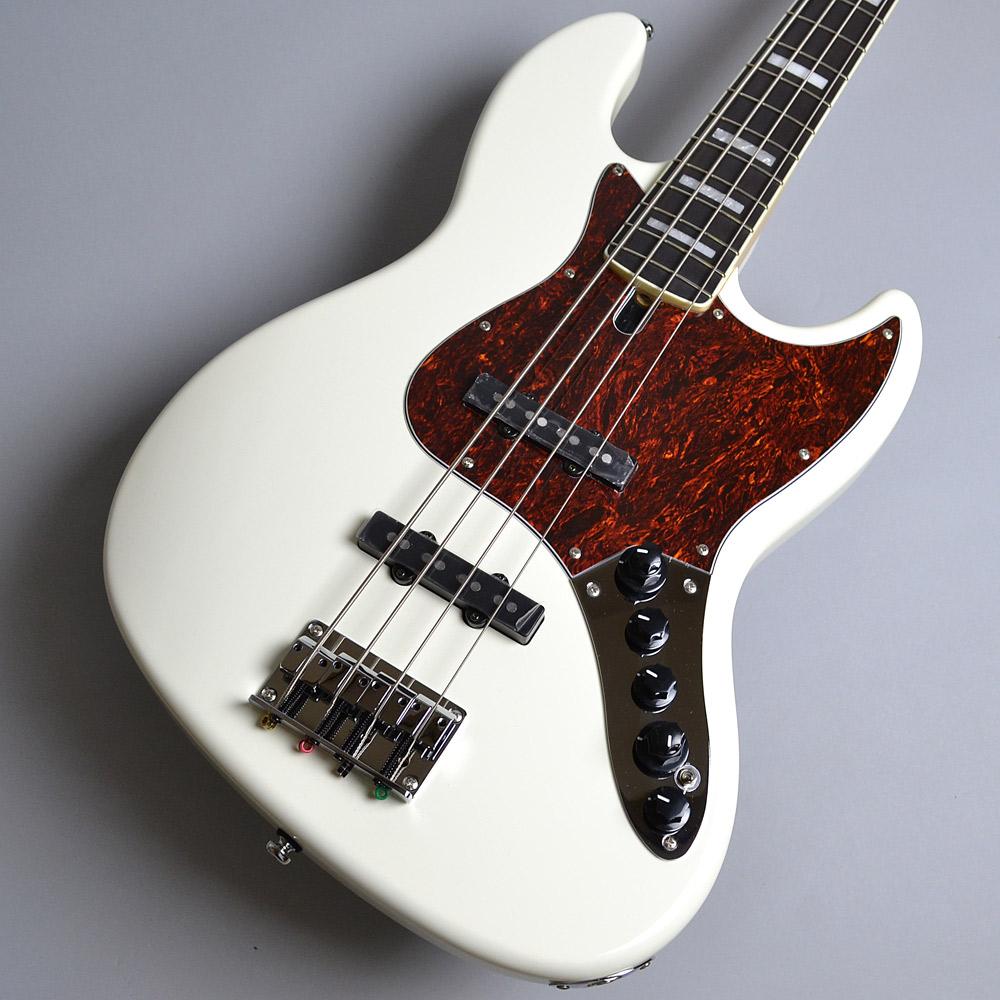 Sire Marcus Miller V7 4ST Alder / Antique White ジャズベースタイプ 【サイアー】【アクティブ4弦】