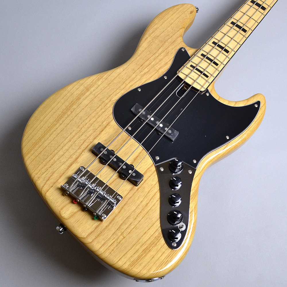 Sire Marcus/ Miller V7 Vintage 4ST Swamp Sire Ash Vintage/ Natural ジャズベースタイプ【サイアー】【アクティブ4弦】, 文具のトスク:dcbb0988 --- officewill.xsrv.jp