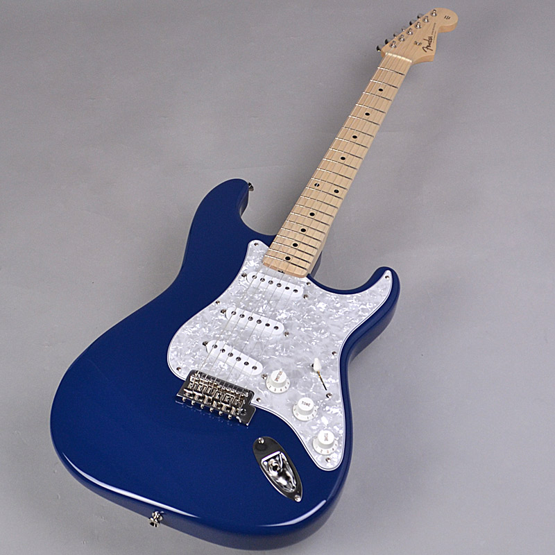 【在庫有】 Fender Made Hybrid In Japan Hybrid Stratocaster Indigo Made インディゴ【フェンダー Indigo ハイブリッド ストラト】【未展示品・専任担当者による調整つき】, 造花の店azuma:a569763d --- totem-info.com