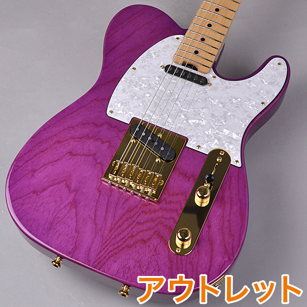 SCHECTER PS-PT/M Radiant Orchid 楽器フェア展示モデル 【シェクター】【アウトレット】