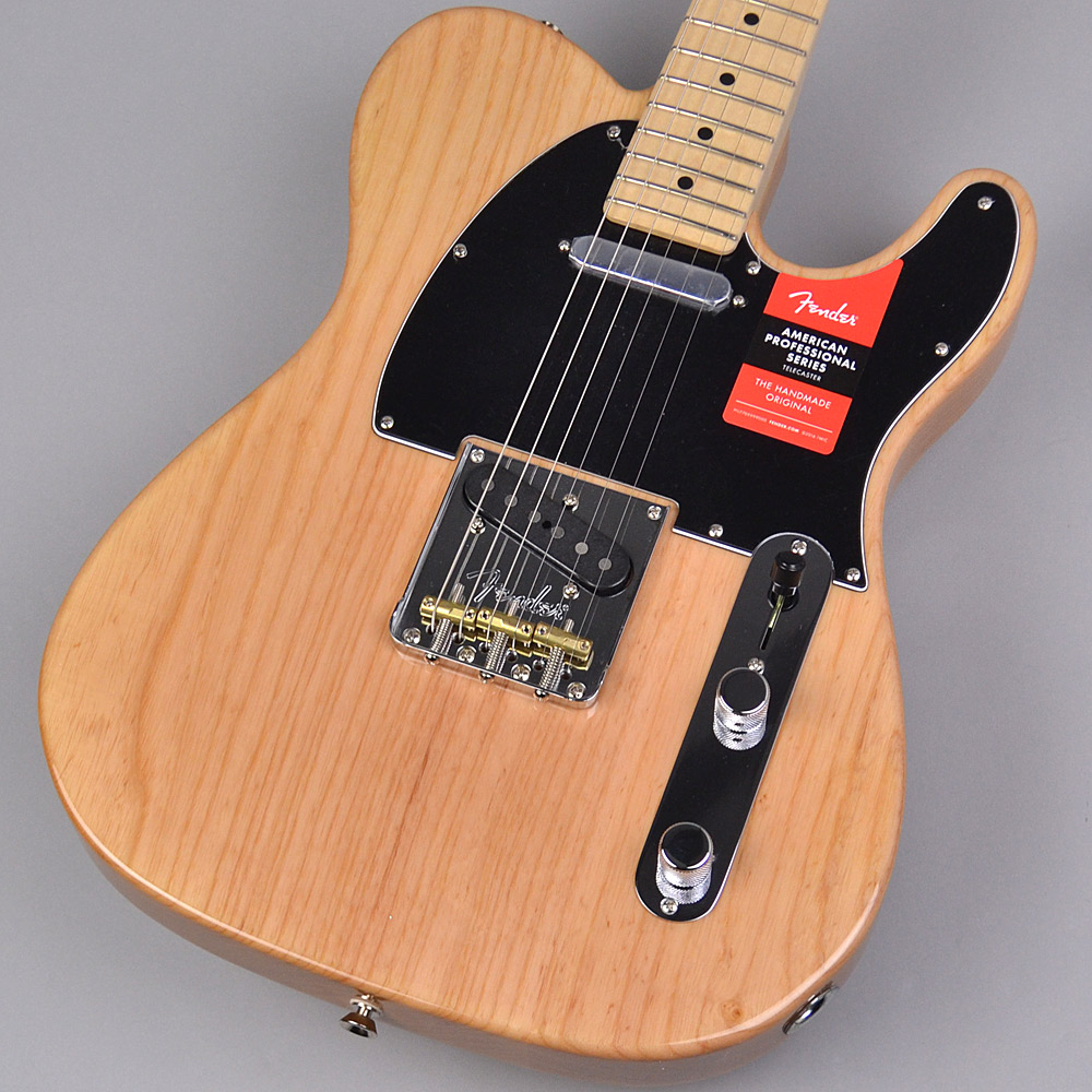 Fender American Professional Telecaster Maple Telecaster Natural Natural【フェンダー アメプロ アメプロ テレ】【未展示品・専任担当者による調整つき】, 桜マークのようかん屋さん:7d212982 --- sunward.msk.ru