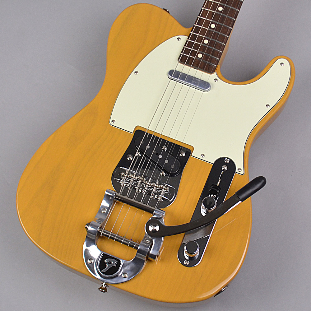 Fender FSR MIJ Traditional 60s FSR Telecaster with Traditional Bigsby Butterscotch Fender Blonde【フェンダー ビグスビーテレ】【未展示品・専任担当者による調整つき】, 鷲敷町:3fb2bcb2 --- sunward.msk.ru
