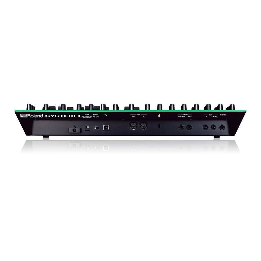 Roland AIRA SYSTEM-1 シンセサイザー PLUG Roland OUT Synthesizer SYSTEM-1【ローランド SYSTEM1 AIRA】【新宿PePe店】, フジシ:358fd75b --- sunward.msk.ru