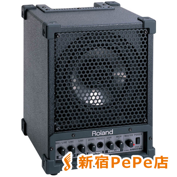 Roland CM30 モニタースピーカー 送料無料カード決済可能 SALE 新宿PePe店 ローランド