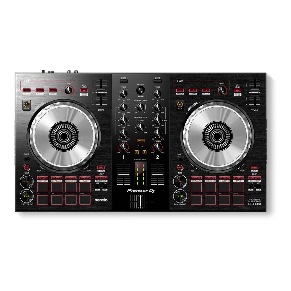 Pioneer DJ DDJ-SB3 DJコントローラー DDJ-SB3 DJ [Serato DJ Lite無償ダウンロード] Pioneer【パイオニア】【新宿PePe店】, グリーンネットSHOP:c5e0394e --- officewill.xsrv.jp