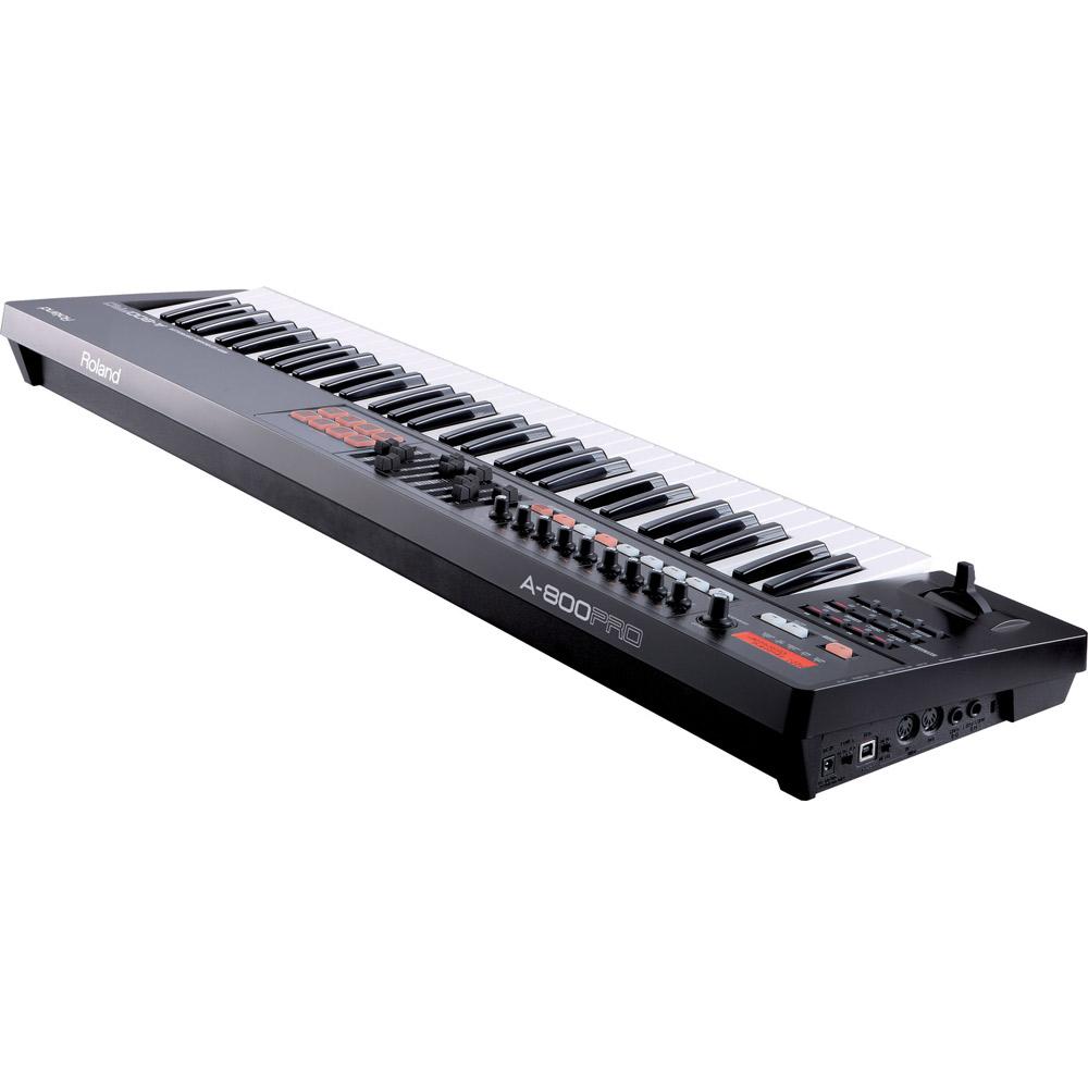 Roland MIDIキーボード A-800PRO MIDIキーボード コントローラー 61鍵盤 コントローラー【ローランド A800PRO】 61鍵盤【新宿PePe店】, 関川村:e1c8e7b9 --- sunward.msk.ru