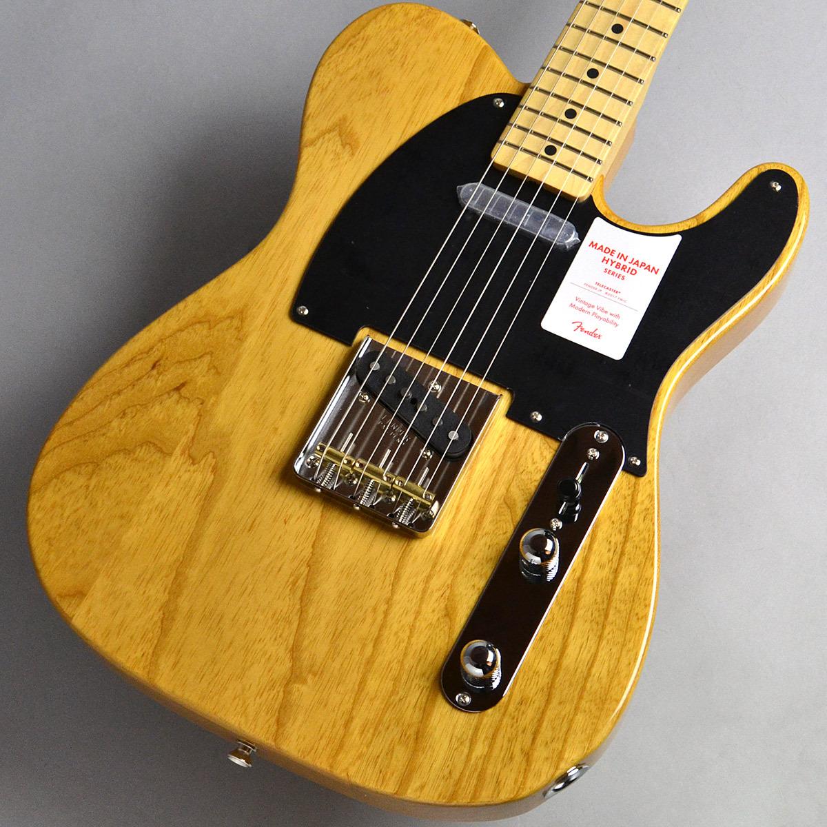 激安通販 Fender Made in in Telecaster/M/VNB Japan Hybrid 50s Telecaster エレキギター/M/VNB エレキギター【フェンダー テレキャスター】【新宿PePe店】, さがけん:d5fa0c40 --- totem-info.com