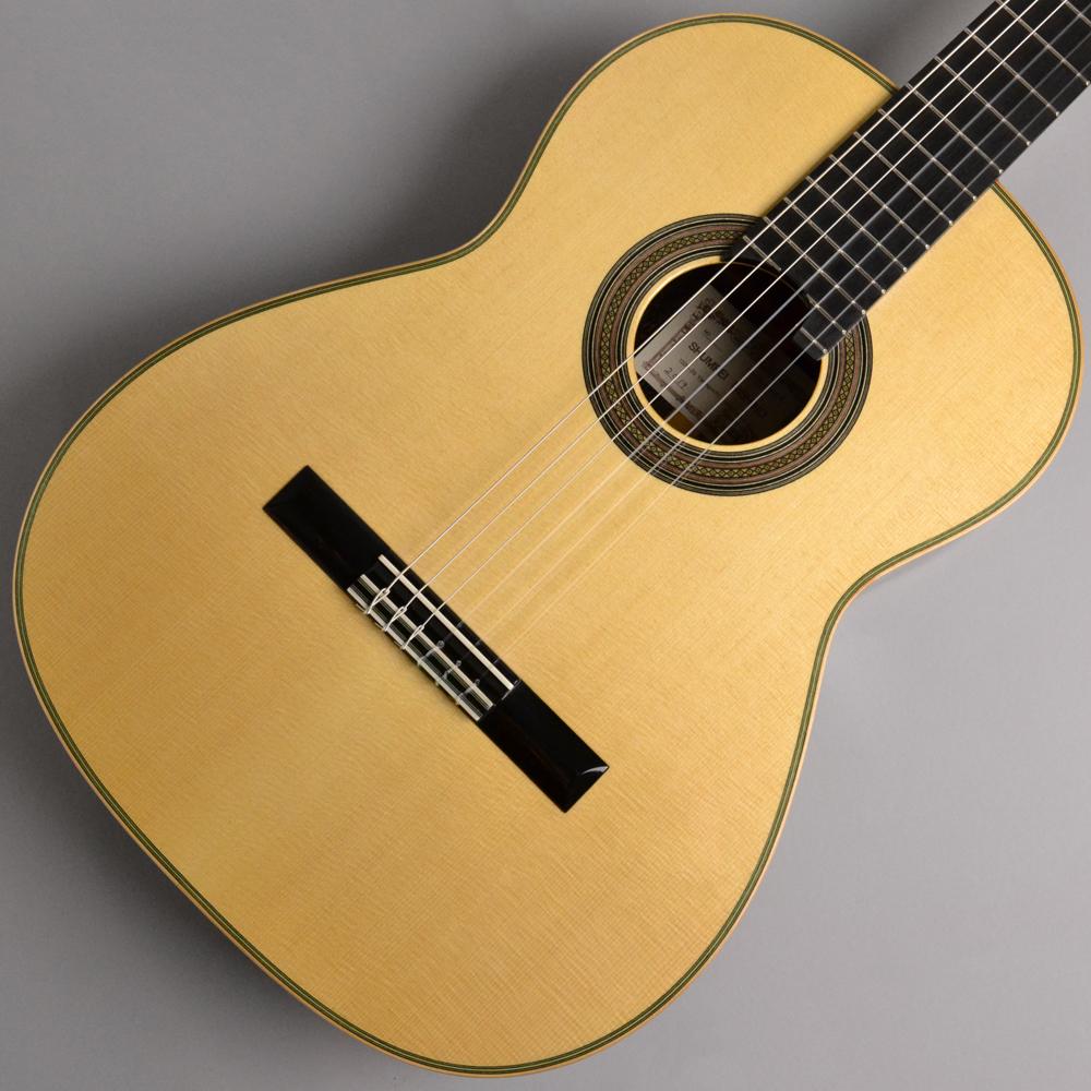 西野春平 NR3S/Mバインディング/640mm 国産手工クラシックギター 【イオンモール幕張新都心店】