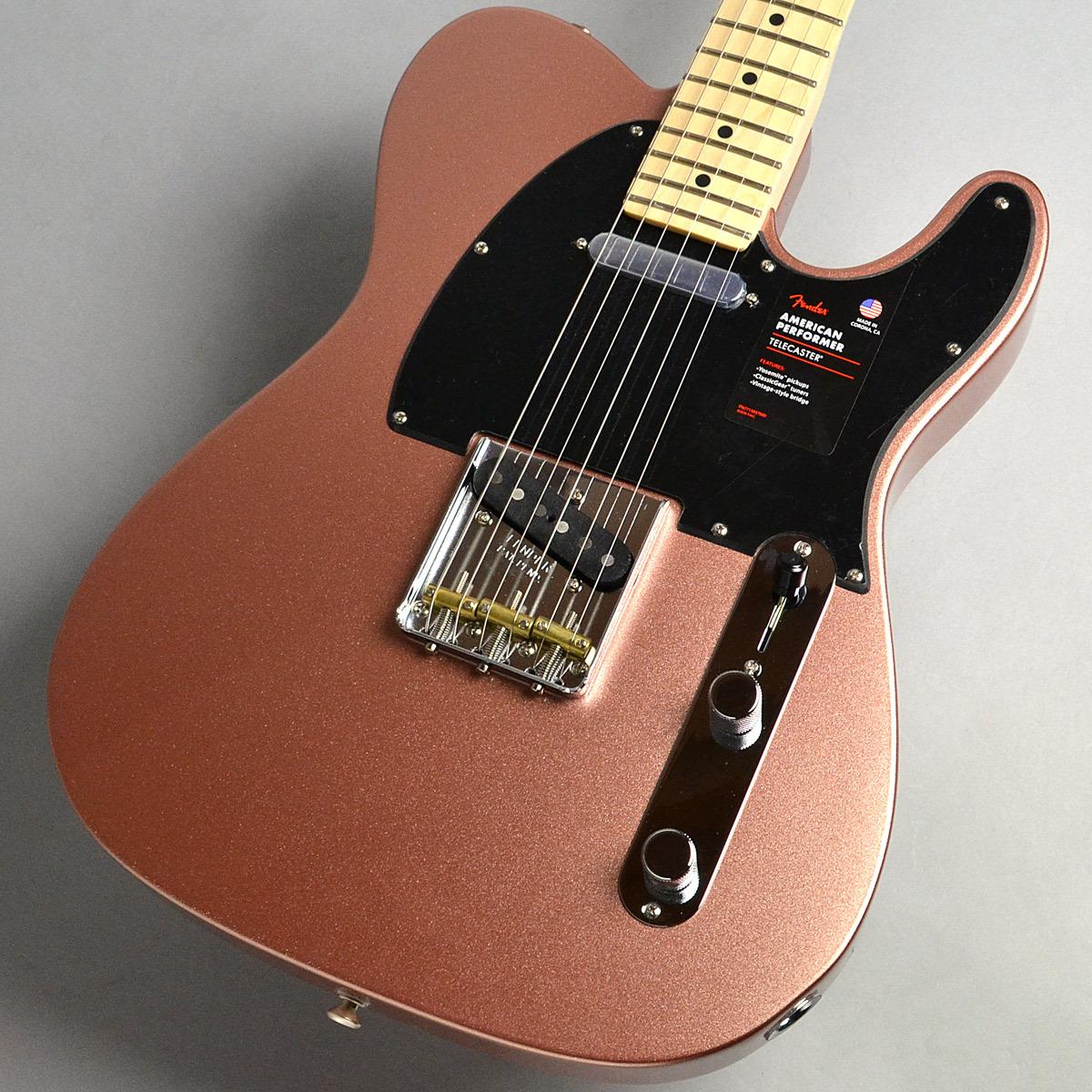 Fender Fender American Telecaster/Penny Performer Telecaster/Penny エレキギター/テレキャスター【フェンダー American】【新宿PePe店】, PORTUS:f6b142b9 --- sunward.msk.ru