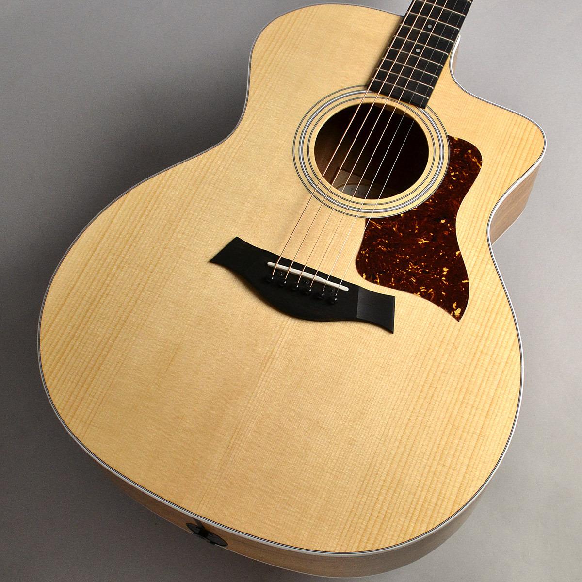 Taylor 214ce-Koa/Natural エレアコギター 【テイラー】【新宿PePe店】