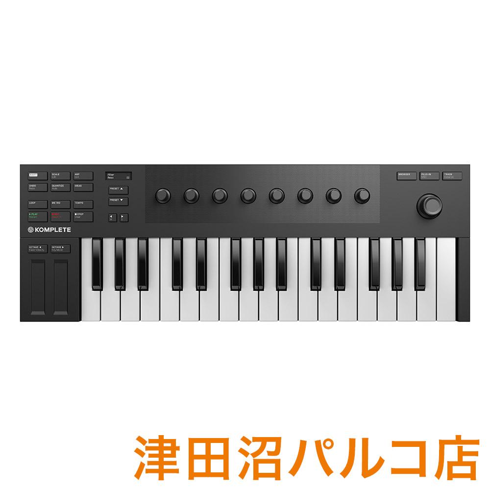 Native Instruments(NI) Instruments(NI) KOMPLETE KONTROL M32 MIDIキーボード 32鍵盤 MIDIキーボード【ネイティブインストゥルメンツ M32】【津田沼パルコ店】, エッフェル:3367cec2 --- sunward.msk.ru