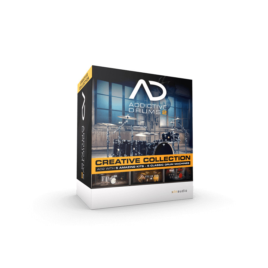 XLN Audio Addictive Drums2 Creative Collection ドラム音源 Collection【ダウンロード版 Creative】 Addictive【XLNオーディオ】【新宿PePe店】, ef:597e2b05 --- sunward.msk.ru