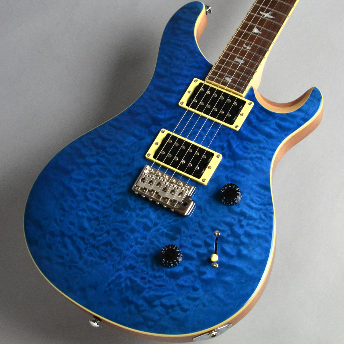 PRS Matteo SE エレキギター Custom24 Reed Quilted Maple/Blue Matteo エレキギター【ポールリードスミス(Paul Reed Smith) 島村楽器限定モデル】【新宿PePe店】, ボールドリック:56d12502 --- sunward.msk.ru
