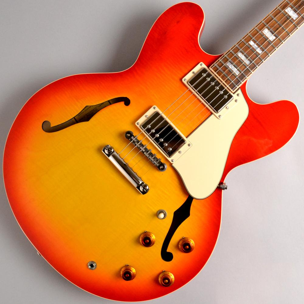 Gibson Memphis ES-335 Figured 2019 Heritage Cherry #12688724 エレキギター 【ギブソン メンフィス】【イオンモール幕張新都心店】【限定特価】