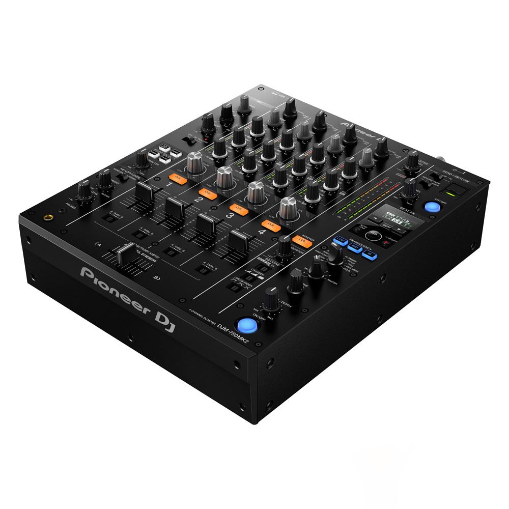 Pioneer DJ DJM-750MK2 DJミキサー 【パイオニア】【津田沼パルコ店】