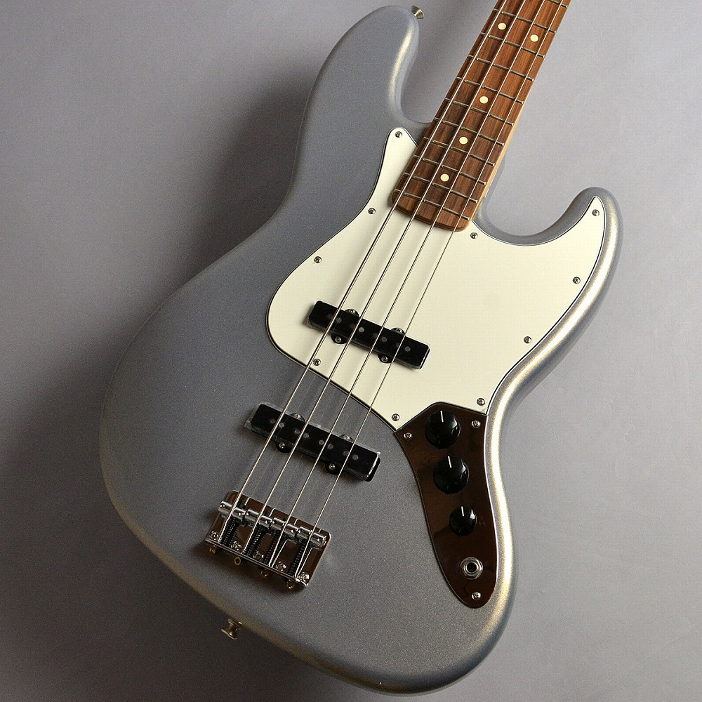 Fender Player Jazz Bass/Silver エレキベース 【フェンダー】【新宿PePe店】