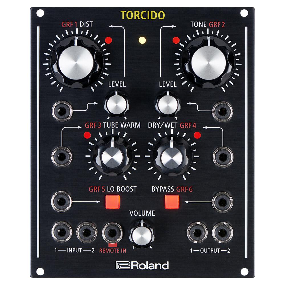 Roland TORCIDO モジュラー・ディストーション 【ローランド AIRA Modular Distortion】【新宿PePe店】【新品特価】