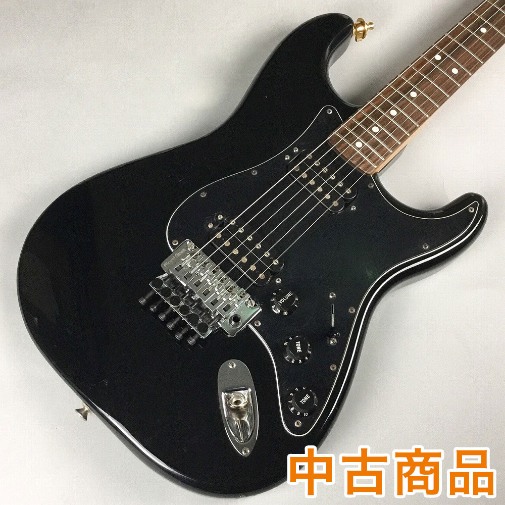 Fender Deluxe Fat Stratocaster/Black ♯MZ1152491 エレキギター 【フェンダー】【錦糸町パルコ店】【中古】